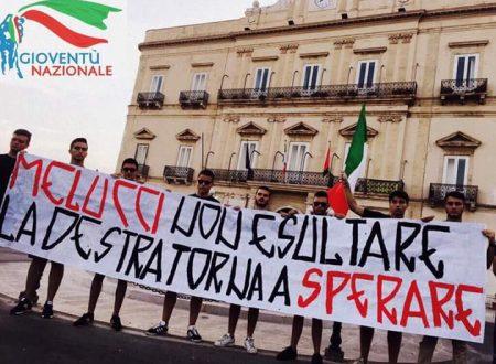 Gioventu' Nazionale Taranto e' gia' fra la gente: la destra torna a sperare.