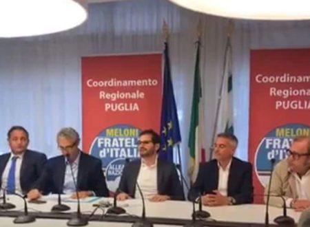 Gemmato, Portavoce Regionale: Fratelli d'Italia cresce. Perfetta sintonia Congedo-De luca