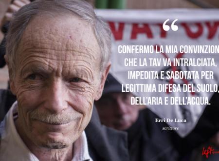 """Erri De Luca. """"Messaggio diseducativo per i giovani"""". Il Presidente del Consiglio Comunale di Novoli scrive al Provveditore."""