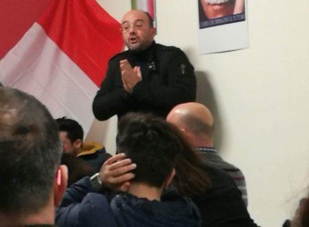 Novoli. Questa sera Direttivo di Fratelli d'Italia. Analisi del voto e situazione amministrativa.