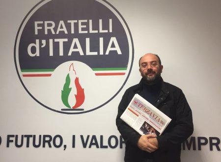 Giovanni De Luca: bisogna essere soddisfatti del risultato elettorale di Fratelli d'Italia. Grazie Giorgia.