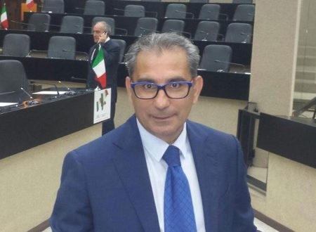 """Ennesima gaffe del Consigliere Regionale Luigi Manca. Mazzotta: """"cicero pro domo sua""""."""