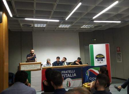 FDI.  Giovanni De Luca: un laboratorio politico in Puglia per ripartire dalle categorie sociali