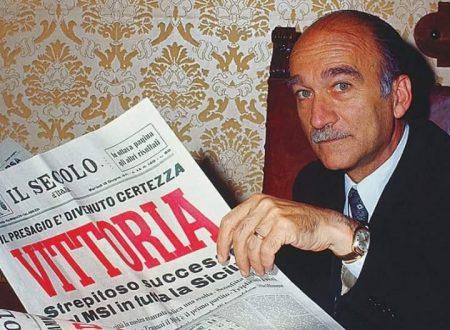 """Fusaro: """"Almirante esempio insuperabile di atlantismo neoservile"""". De Luca: Capita anche ai migliori come Fusaro di sbagliare."""