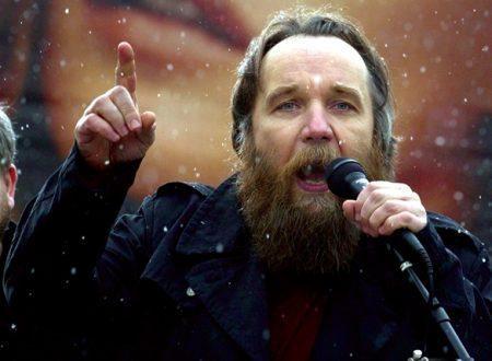 Alcune riflessioni al margine della visita di Aleksandr Dugin in Italia.