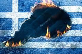 Atene brucia. Come Roma, come Pompei